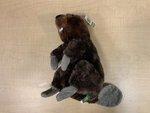 Large Plush - Beaver