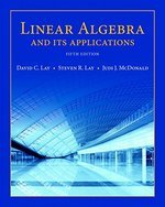 LINEAR ALGEBRA AND ITS APPLICATIONS (EXPIRES IN 180 DAYS)