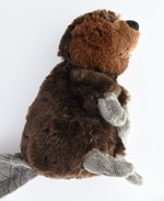 Small Plush - Beaver