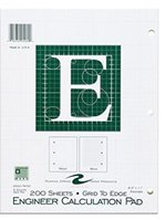 Engineer Calculation Pad
