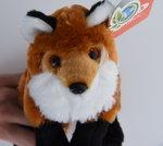 Small Plush - Fox