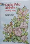 Coloring Book - Garden Fairy