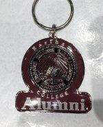 Keychain Earlham Seal Alumni