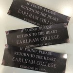 Bumper Sticker - Return to the Heart, 9x3