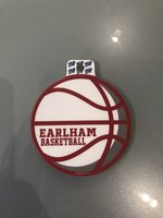 STICKER - Earlham Basketball