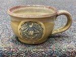 Mug - Soup Mug, Dijon/Burgundy