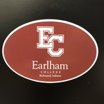 MAGNET - Oval, Earlham College, 6x4