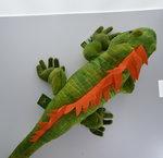 Large Plush - Iguana