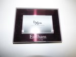 Earlham College 4X6 Picture Frame Brushed Metal