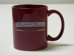 Mug: 11oz Earlham College Maroon Est. 1847