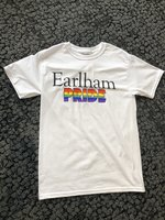 Earlham Pride Tee Shirt