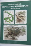 Coloring Book - Reptiles and Amphibians