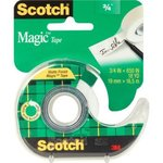 Scotch Magic Tape Cool Colors