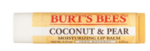 Burt's Bees: Lip Balm Coconut & Pear
