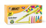 Brite Liner Asst. Colors 5/pk