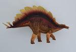 Dinosaur Figure - Stegosaurus