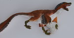 Dinosaur Figure - Velociraptor
