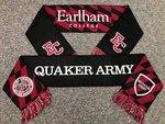 Quaker Army Soccer Scarf