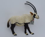 Mammal Figure - Oryx