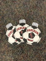 STICKER - Earlham Soccer